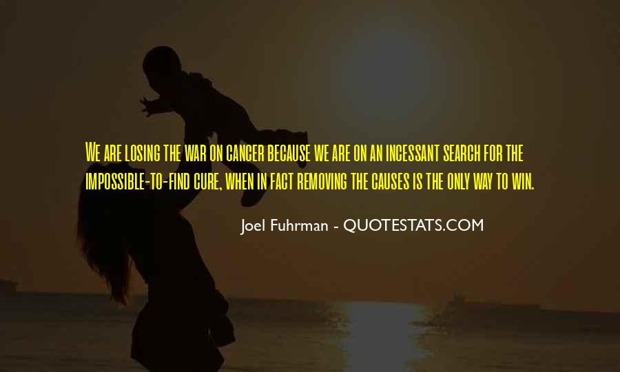 War Causes Quotes #1381995