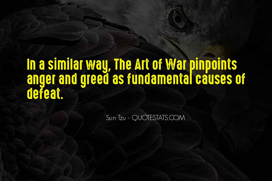 War Causes Quotes #221113