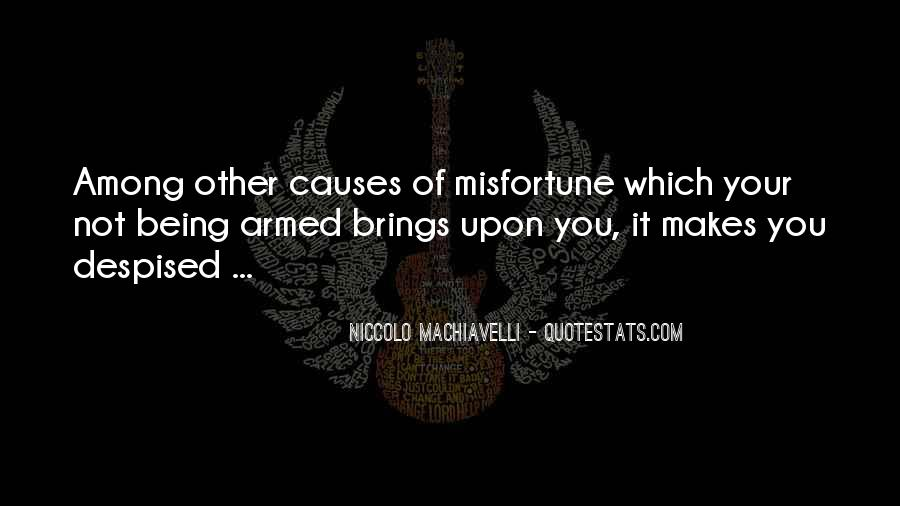 War Causes Quotes #261012