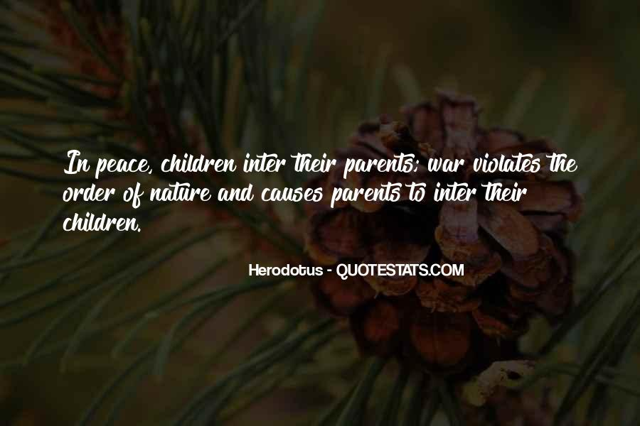 War Causes Quotes #322700