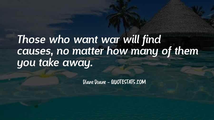 War Causes Quotes #341668