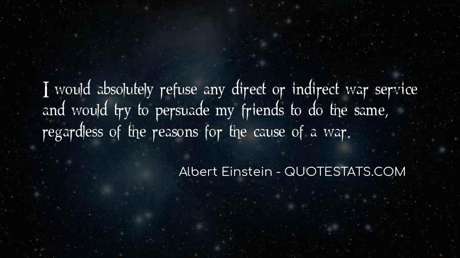 War Causes Quotes #829048