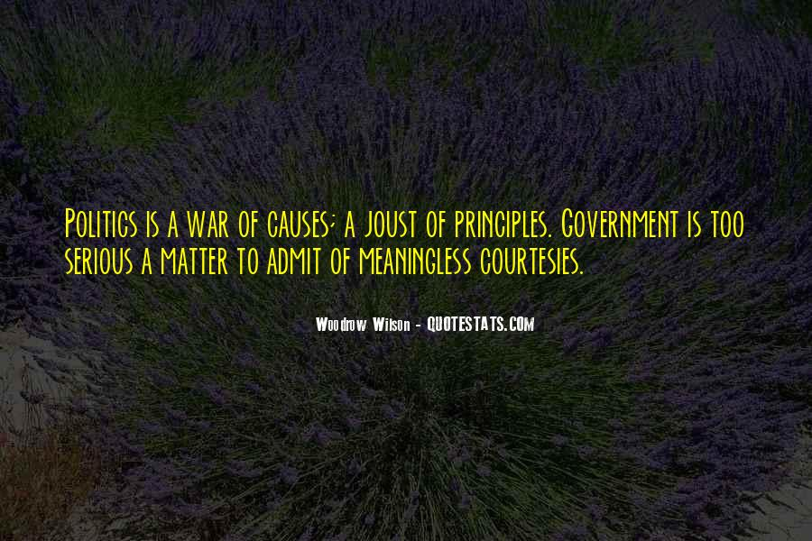 War Causes Quotes #896419