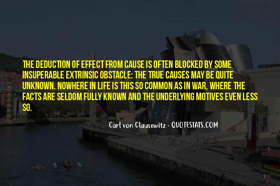 War Causes Quotes #906323