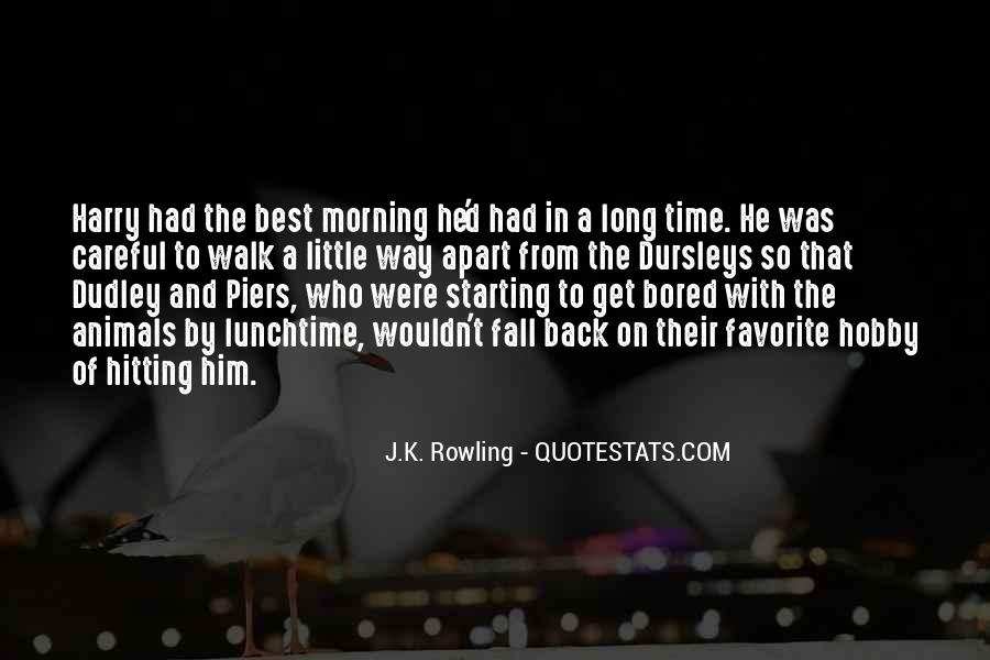 Quotes About Starting Your Morning #1278128
