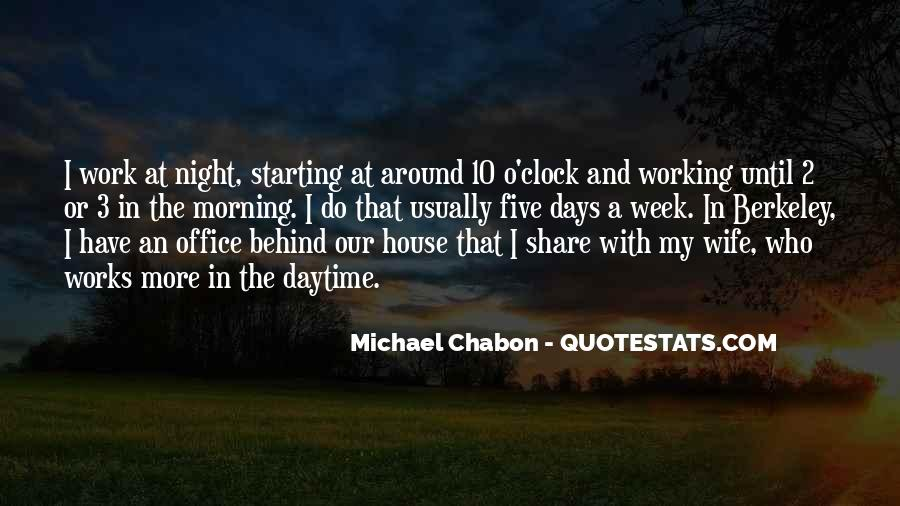 Quotes About Starting Your Morning #499132