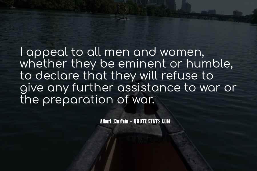 War Preparation Quotes #1174962