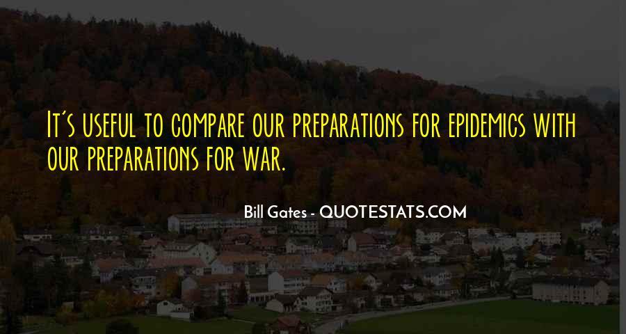 War Preparation Quotes #1271475