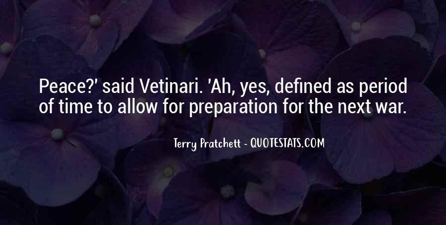 War Preparation Quotes #25858