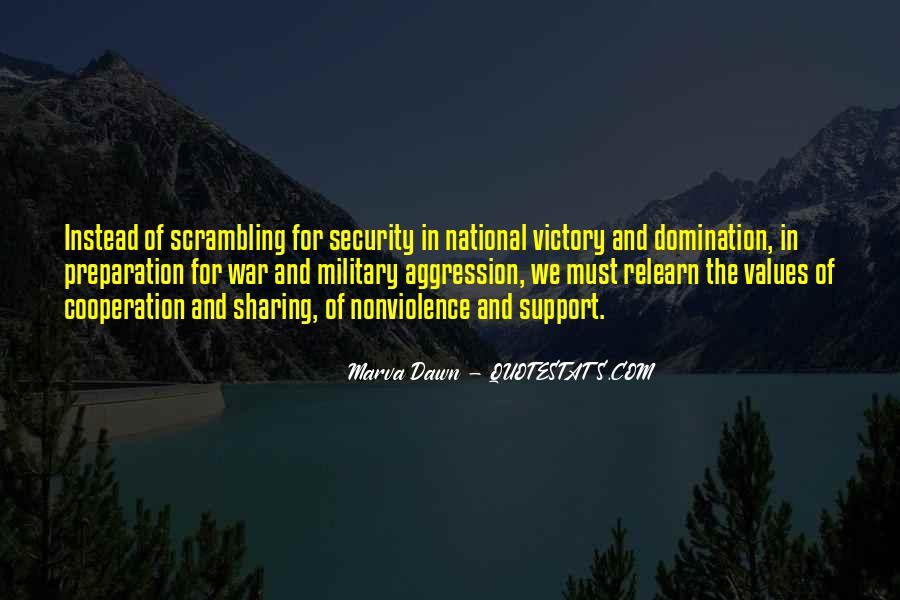 War Preparation Quotes #627993