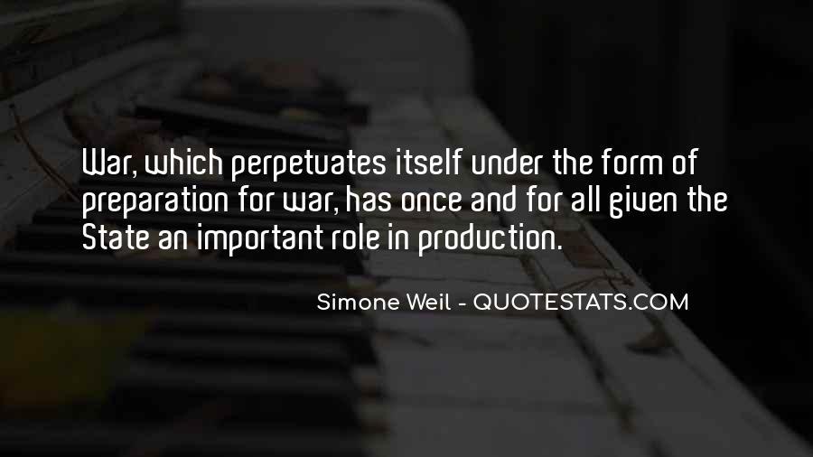 War Preparation Quotes #719746