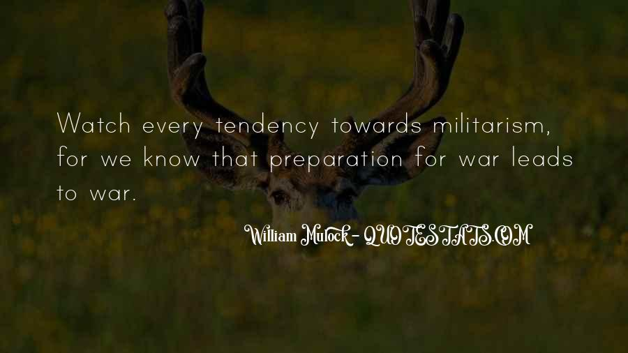 War Preparation Quotes #813386
