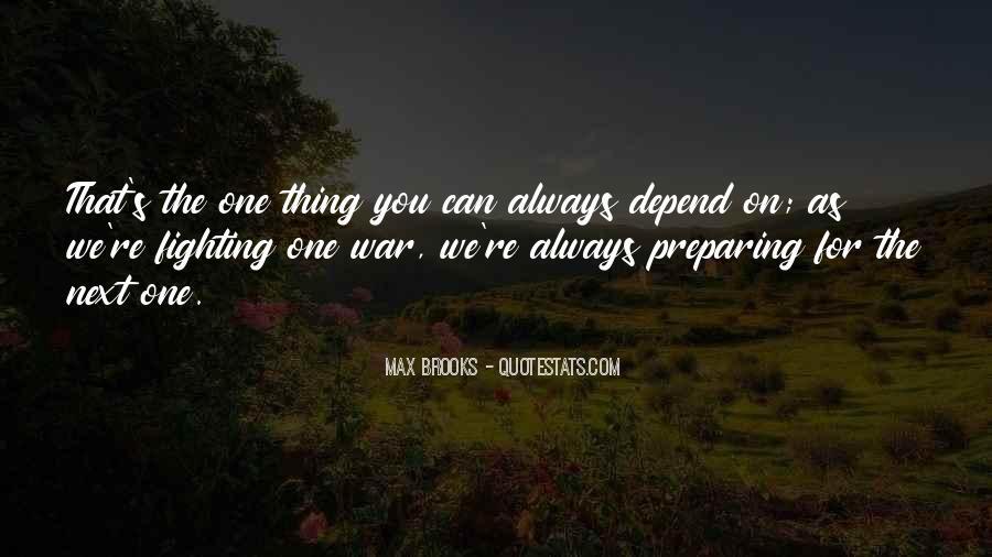 War Preparation Quotes #906878