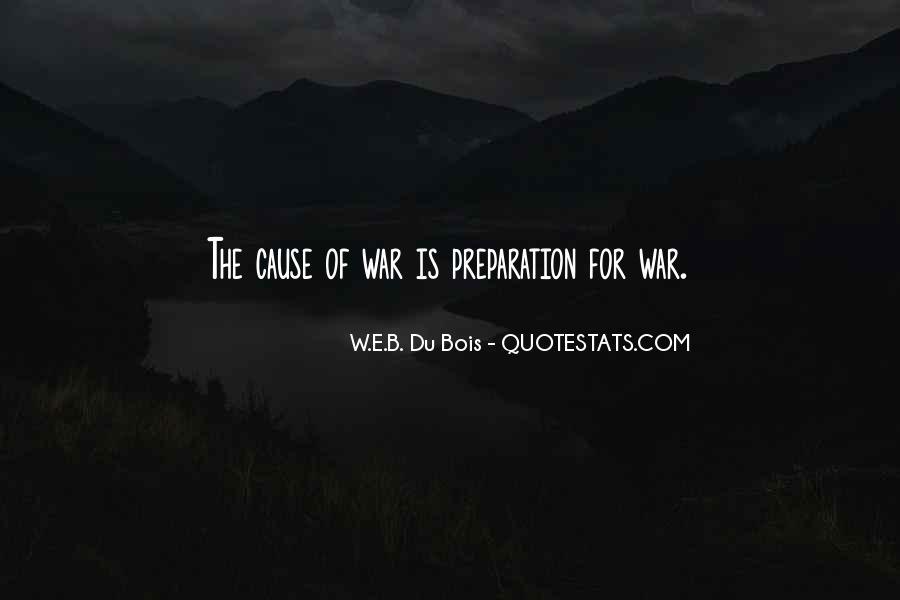 War Preparation Quotes #934690