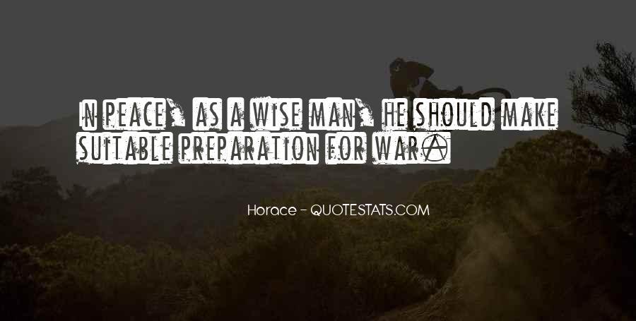 War Preparation Quotes #981598
