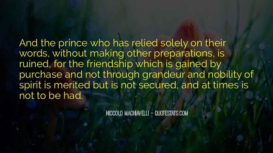 War Preparation Quotes #99459