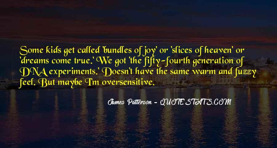 Warm Fuzzy Quotes #1010381