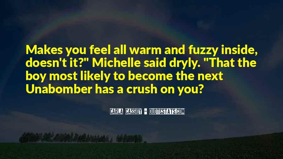 Warm Fuzzy Quotes #10599