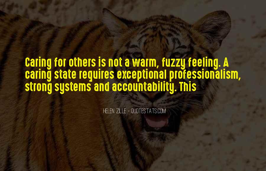 Warm Fuzzy Quotes #1413623