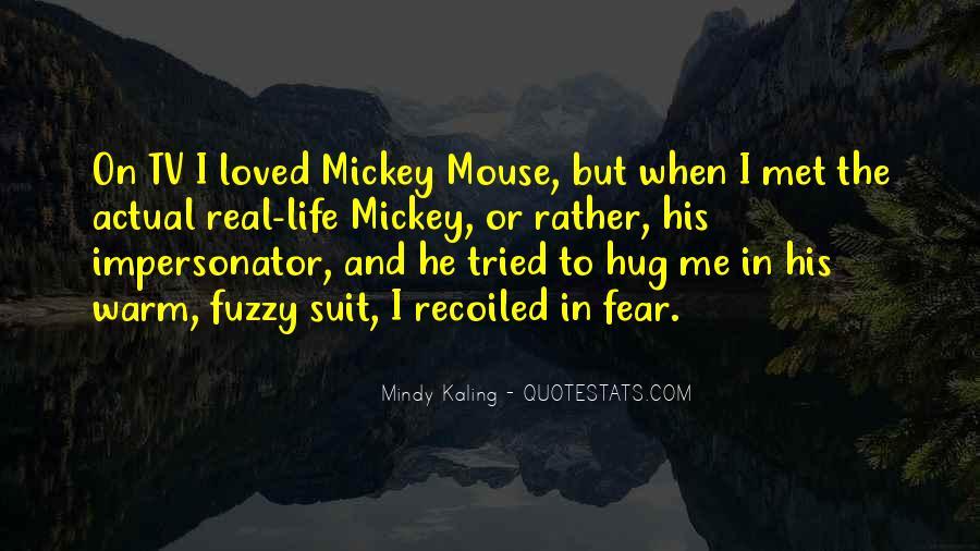 Warm Fuzzy Quotes #161605