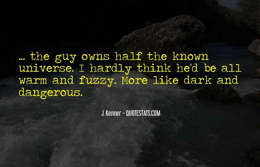 Warm Fuzzy Quotes #1850879