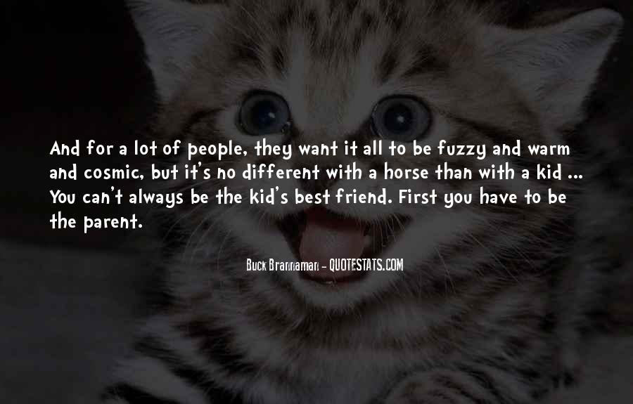 Warm Fuzzy Quotes #194712