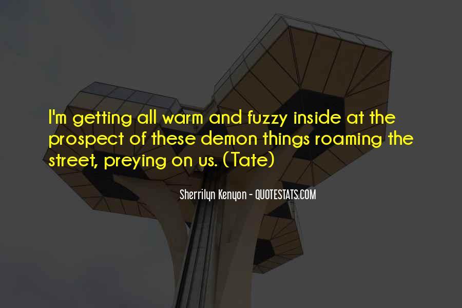 Warm Fuzzy Quotes #340743