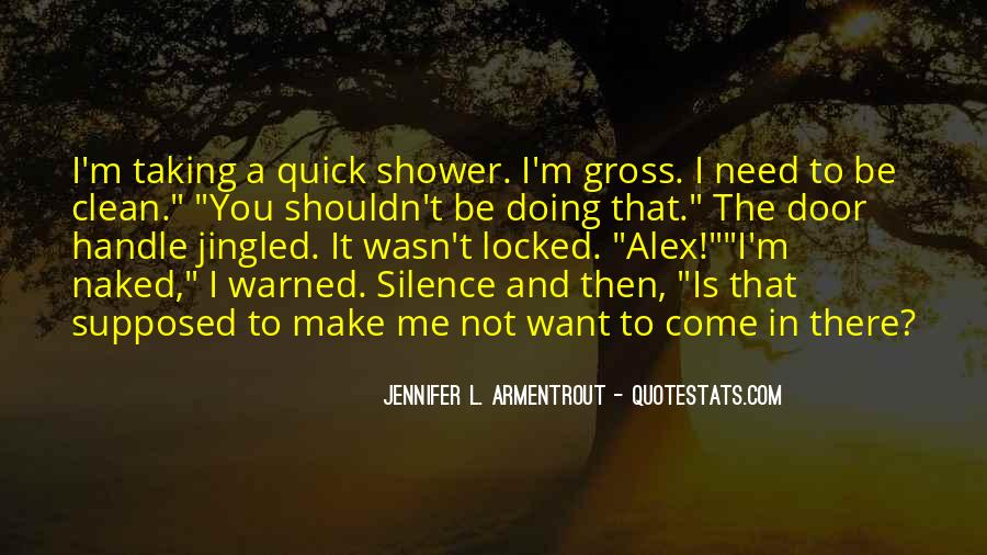 Warned You Quotes #377071