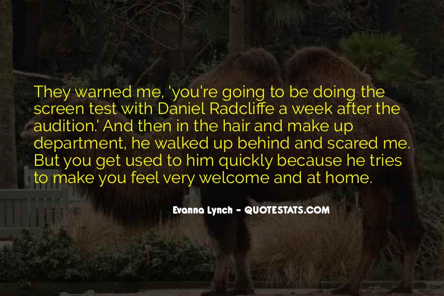 Warned You Quotes #409331