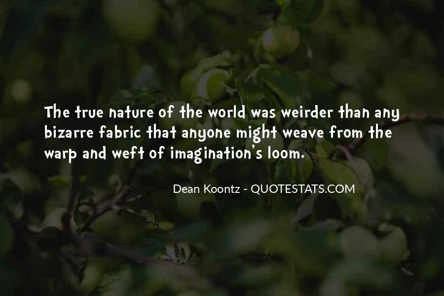 Warp And Weft Quotes #181154