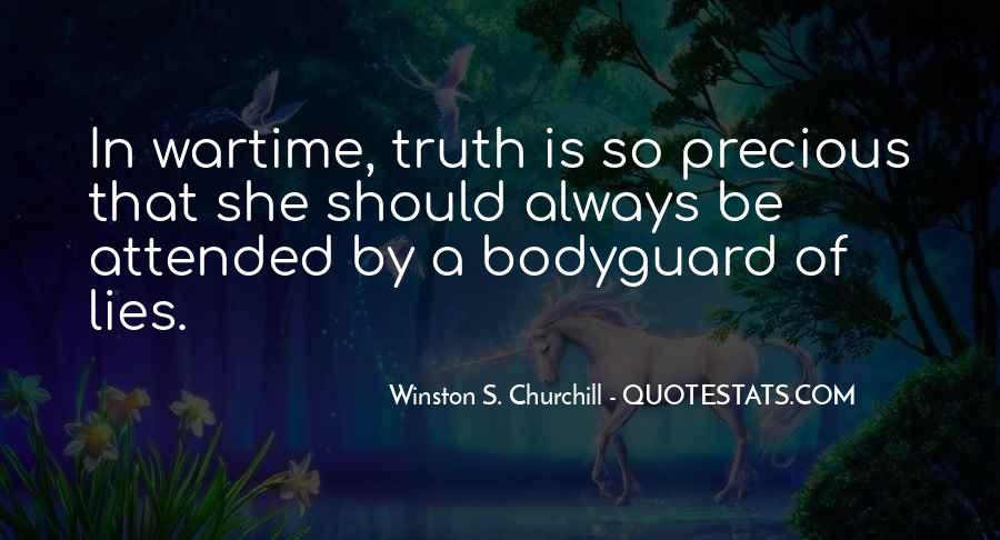 Wartime Propaganda Quotes #292562