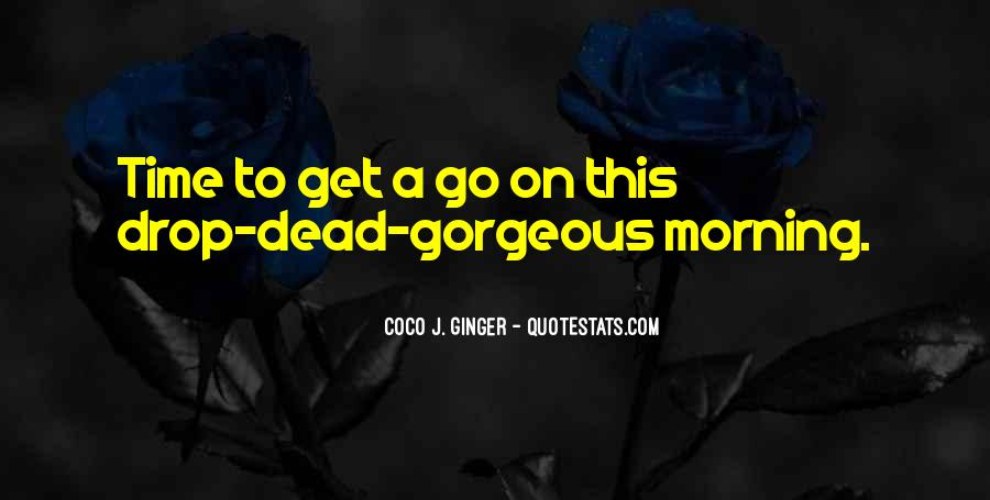 Quotes About Gorgeous Smile #75034
