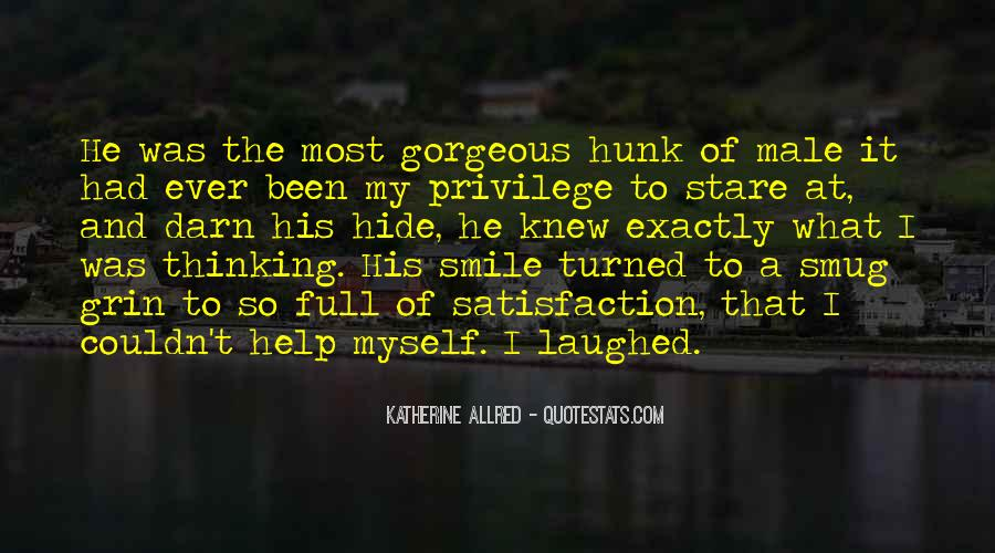 Quotes About Gorgeous Smile #764632