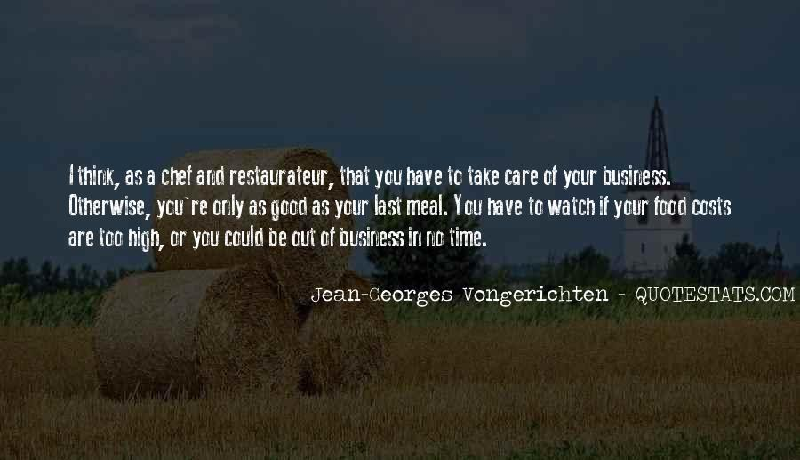 Watch Your Time Quotes #1291790