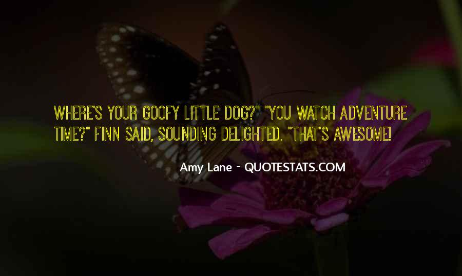 Watch Your Time Quotes #98885