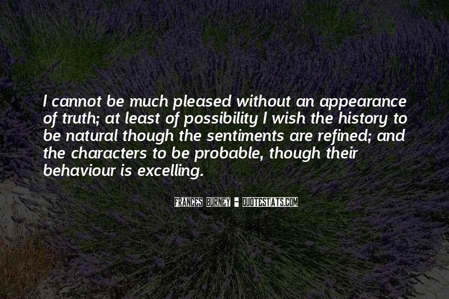 Quotes About Natural History #104510