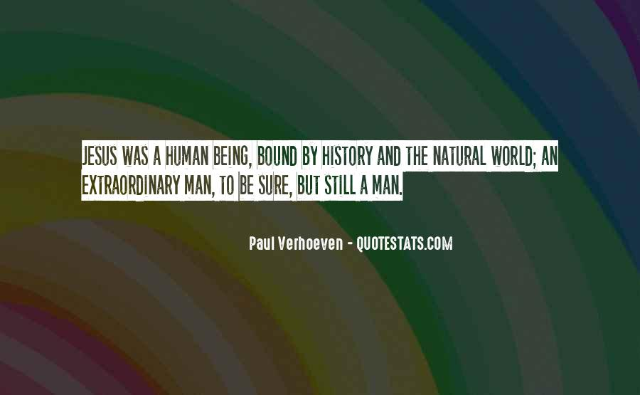 Quotes About Natural History #129776