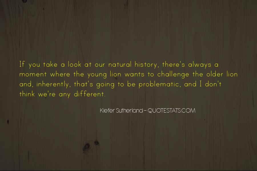 Quotes About Natural History #161603