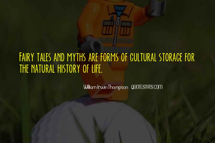 Quotes About Natural History #199671