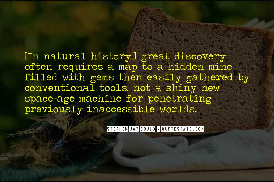 Quotes About Natural History #215489
