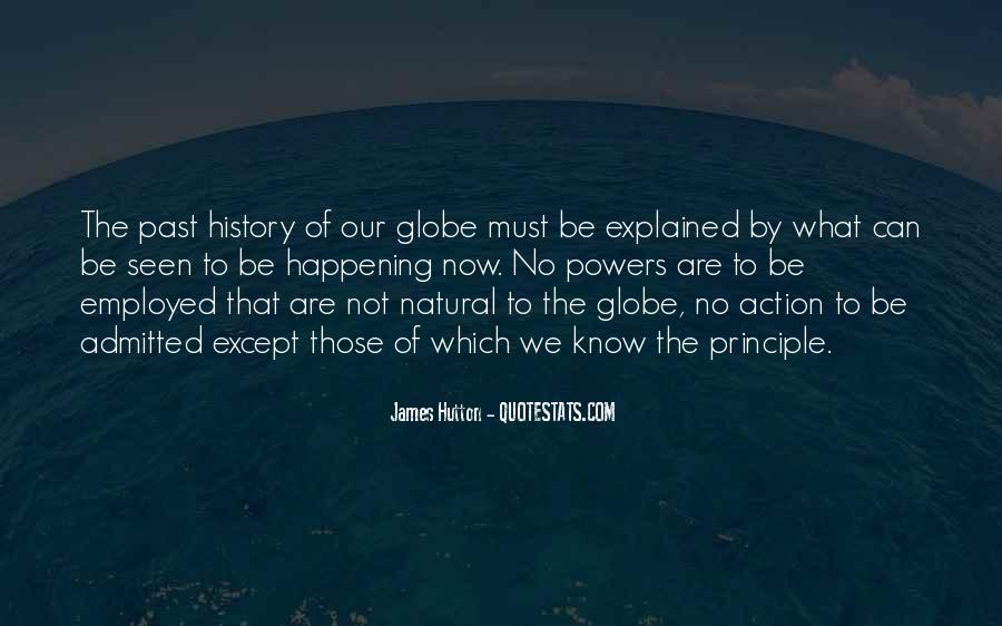 Quotes About Natural History #22680