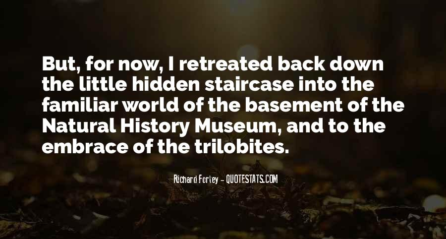Quotes About Natural History #304398