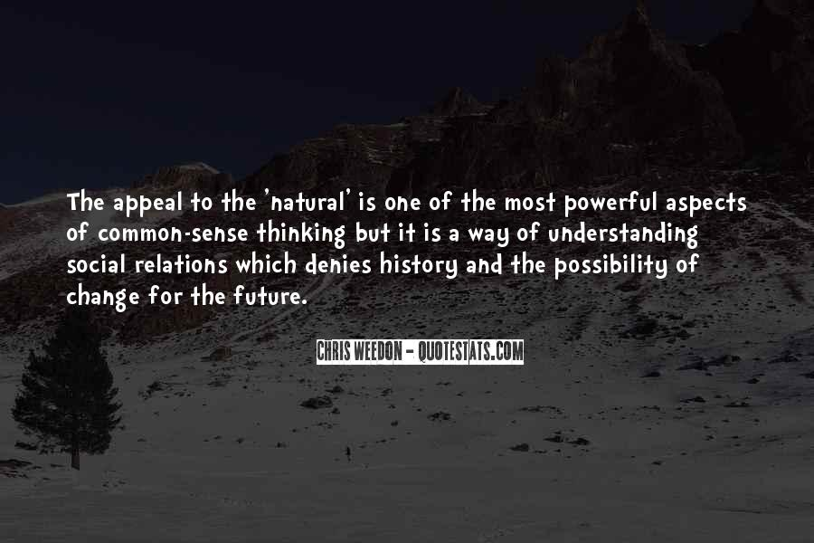 Quotes About Natural History #37484