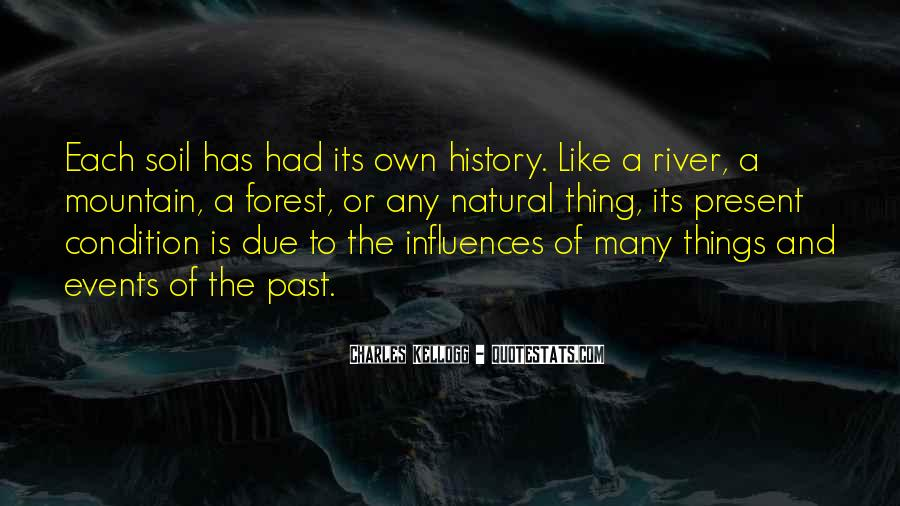 Quotes About Natural History #401985