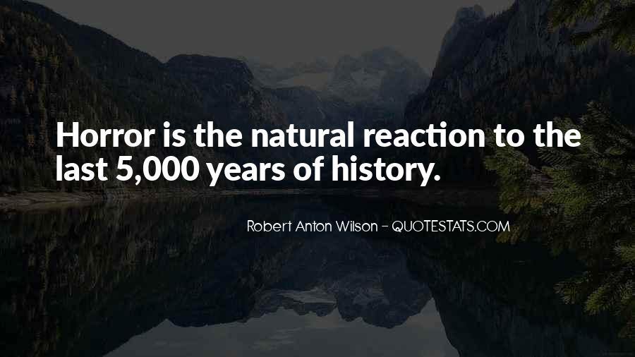 Quotes About Natural History #40896
