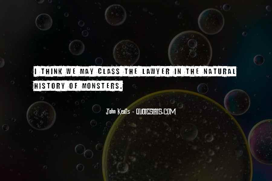 Quotes About Natural History #416234