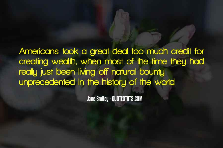 Quotes About Natural History #420073