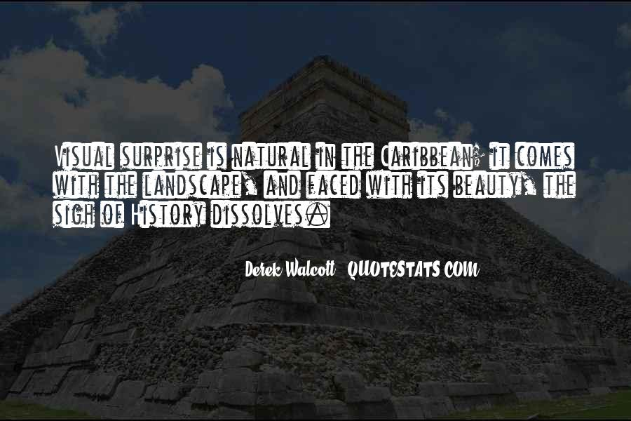 Quotes About Natural History #469082