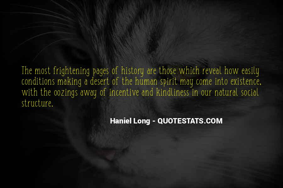 Quotes About Natural History #569723