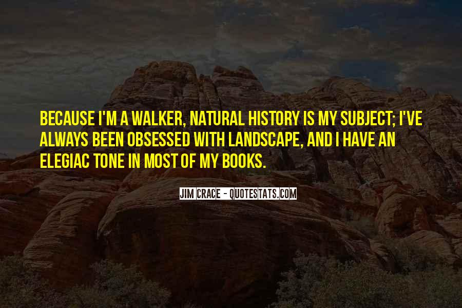 Quotes About Natural History #646413